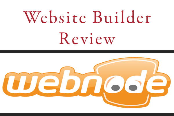 Webnode Review from a Web Professional – December 2016